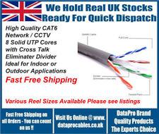 Brand new super haute qualité rouleau de 305M CAT6 câble réseau ethernet uk free post