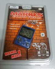 NINTENDO GAME&WATCH MINI CLASSICS MARIO´S CEMENT FACTORY NEW SEALED PAL EUR!!