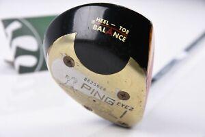 Ping Eye 2 Driver / 10 Degree / Stiff Flex Ping KT-M Shaft / PIDEYE026