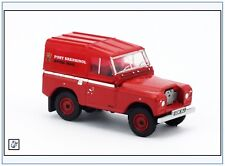 LR2SA001 Land Rover Series II SWB Hard Top ROYAL MAIL,Oxford 1:76,NEU 11/2017&