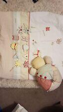 Mamas and Papas Set di biancheria da letto bambino Culla cotbed & Nursery parete decorazioni Unisex
