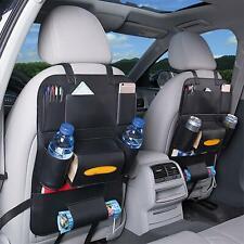 Fifth Gear 81056F Car Back Seat Organiser - 2 Pieces