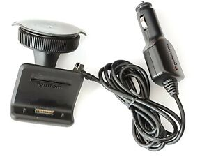TomTom 1000 1005 500 5000 5100 5150 600 6000 6100 Car Window Mount and Charger