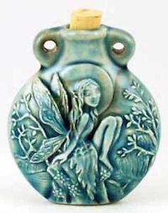 Raku Tree Fairy Oil Jar and Pendant!