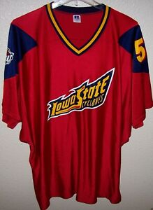 Iowa State Cyclones Russell Athletic Football Jersey Men's Size XXL