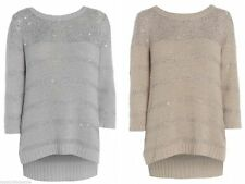 Wallis 3/4 Sleeve None Jumpers & Cardigans for Women