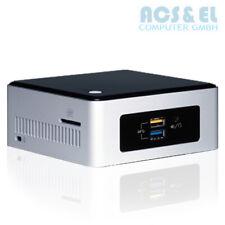 Intel® NUC Mini PC 2x 2.16GHz , 8GB RAM, 240GB SSD, USB 3.0, WLAN, HDMI #744