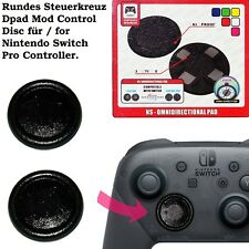 Nintendo switch per controller DPAD MOD DISCO Control Disc Rotondo Croce fiscale