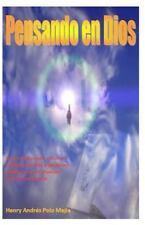 Pensando en Dios : Frases Bíblicas para Entrar en Intimidad con Dios y Que...