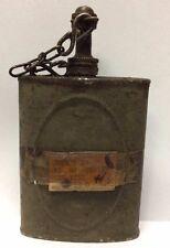 WW1 era Steel Oil Can- Used