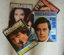 """Collection du magazine du cinéma """"Revue Première"""" n° 46 à 137 comme neufs"""