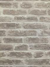 Heavyweight Sculptured Vinyl, 3D Brick Effect Wallpaper