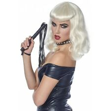 Pin Up Wig Adult 50s Rockabilly Girl Bettie Page Costume Halloween Fancy Dress