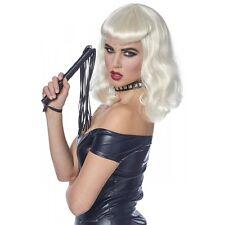 Pin Up Wig Adult 50s Rockabilly Girl Bettie Page Costume Halloween Fancy Dress