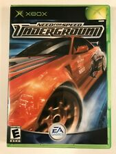 Need for Speed Underground - Xbox - Replacement Case - No Game