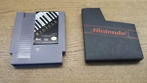 Miracle NES-95-USA  Piano Teaching System for NES (USA Cartridge) Grade A