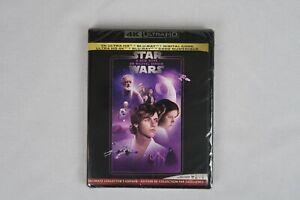 Star Wars: Episode IV: A New Hope (Ultra HD, 1977)   READ DESCRIPTION !