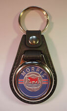 MORRIS CARS FAUX LEATHER KEY RING / KEY FOB.