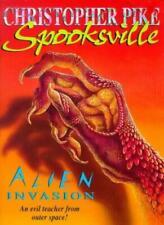 Spooksville: Alien Invasion,Christopher Pike