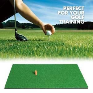 Backyard Golf Mat Hitting Pad Practice Grass Mat Grassroots Golf Training Aids