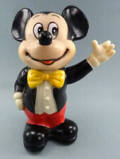 Vintage Mickey Mouse coin bank with plug Made in Korea Disney