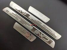 for Accessories Mazda CX5 CX 5 Door Sill Scuff Plate Protector Guard 2013 2019