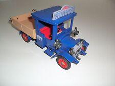 Playmobil 4083 Rudolph Karstadt LKW blau Oldtimer Nostalgie Truck Rosa Serie V2