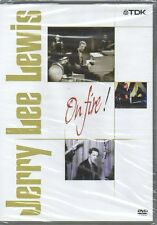 JERRY LEE LEWIS - ON FIRE ! - DVD (NUOVO SIGILLATO)