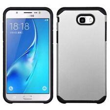 Housses et coques anti-chocs métallique Samsung Galaxy J pour téléphone mobile et assistant personnel (PDA)