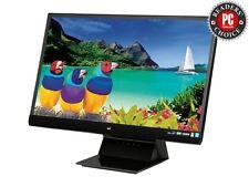 "ViewSonic VX2370Smh-LED Black 23"" Full HD 1080P IPS Monitor, 1000:1, 250cd/m2, H"
