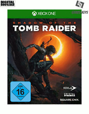 Shadow of the Tomb Raider Xbox ONE Download Key Digital Code [DE] [EU]