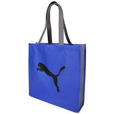 Puma Originals Bag - Large Shopping Bag - Blue ff28286055