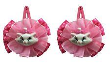 Marie Cat 2 barrettes pinces à cheveux fille idée cadeau Disney Les Aristochats