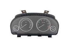 2011-2014 BMW X3 Speedometer KPH Instrument Cluster 119K  OEM