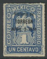 MEXICO, MINT, #362, OG HR, TORREON, NICE CENTERING