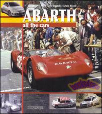 Abarth Buch Alle die Autos Fiat Deganello Rizzoli Elvio Arturo Renn 500 750 600