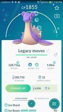 Pokemon go Shiny Lapras Legacy ✨