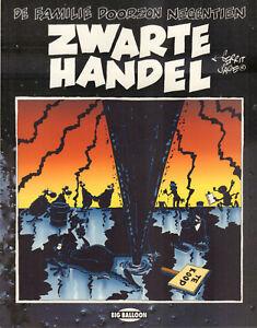 FAMILIE DOORZON 19 - ZWARTE HANDEL - Gerrit de Jager