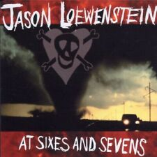 Jason Loewenstein (SEBADOH FIERY FURNACES)‎– At Sixes And Sevens DOMINIO CD Neu