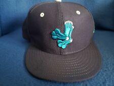 """NEW Everett Aquasox 59Fifty New Era 7 1/2"""" Minor League Baseball Hat Cap"""