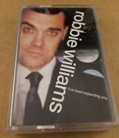 Robbie Williams : I've Been Expecting You : Cassette Tape Album from 1998