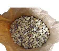 AUSWAHL: 50 | 250 | 1000 Weinkorken, gebraucht (Naturkork gebraucht Korkstopfen)