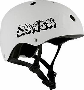 2 x Custom Name Helmet Stickers Vinyl Graffiti Font Ski BMX Bike Skateboard Snow