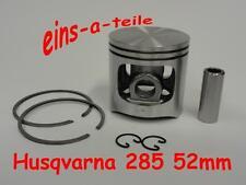 Kolben passend für Husqvarna 285 52mm NEU Top Qualität