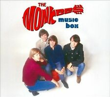 THE MONKEES Music Box 4CD BRAND NEW Compilation Fatpack in Slipcase