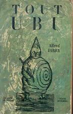 Alfred Jarry - Tout Ubu - livre de poche 838/839 BEt