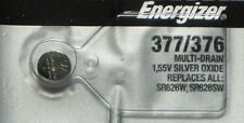 1 Energizer SR626SW SR626W SR626 Silver Oxide Battery