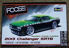 Revell Monogram 2013 Dodge Challenger SRT8  Foose Design Model Kit 1/25