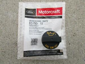 FORD F2GZ-6766-C F2GZ6766C MOTORCRAFT EC-793 EC793 ENGINE OIL FILLER CAP OEM NEW