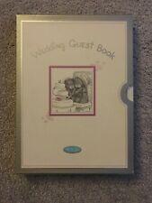 Me To You Wedding Guest Book Keepsake